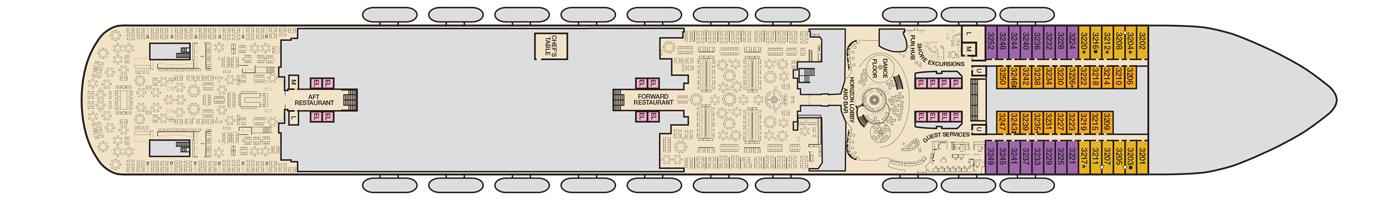 Carnival Cruis Lines Carnival Horizon Deck Plans Deck 3.jpg