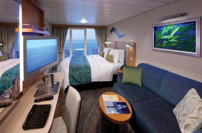 Just Cruise Cruise Ship - Rooms on cruise ships
