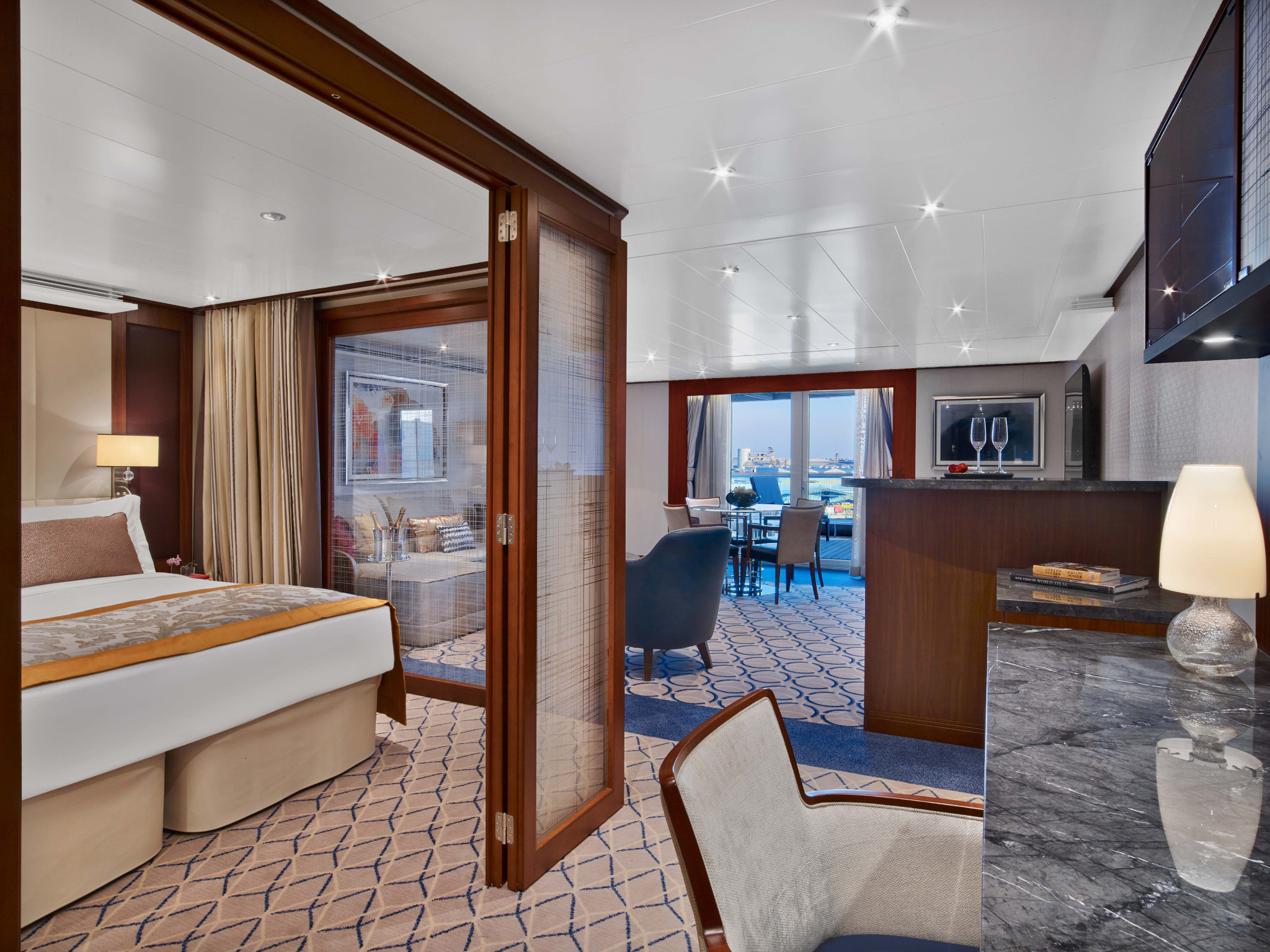 Seabourn Seabourn Encore Accommodation Penthouse Spa Suite.jpg