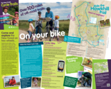 The new forest national park cycle routes