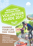 The new forest 2017 volunteer guide