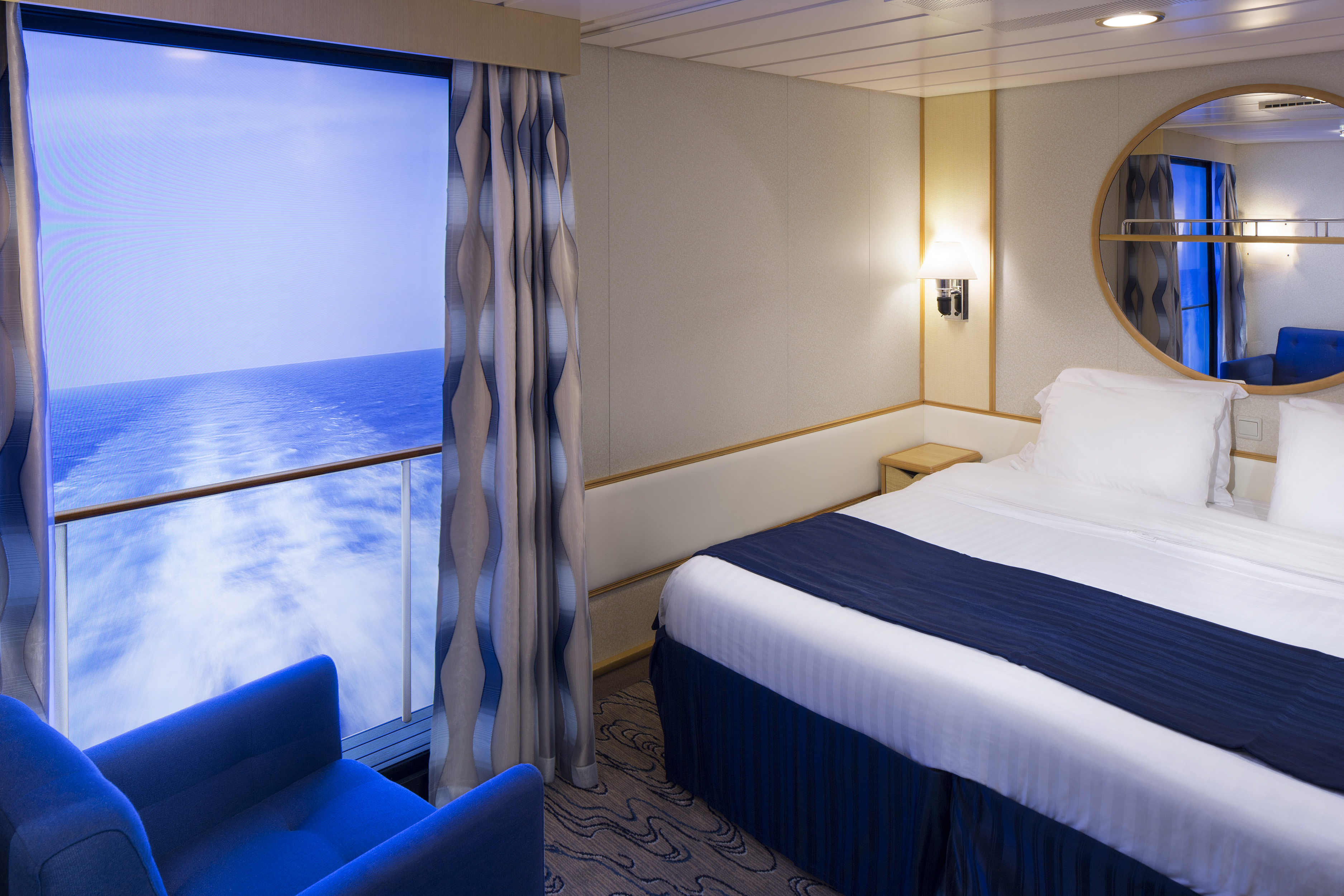 Royal Caribbean International Navigator of the Seas Accommodation Revit Virtual Balcony K.jpg