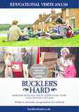 Buckler s hard education brochure 2017 18