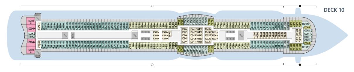 AIDA AIDAperla Deck Plans Deck 10.png
