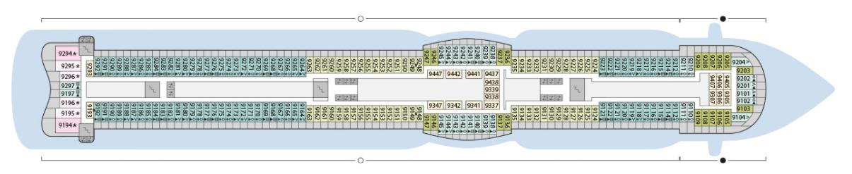 AIDA AIDAperla Deck Plans Deck 9.png
