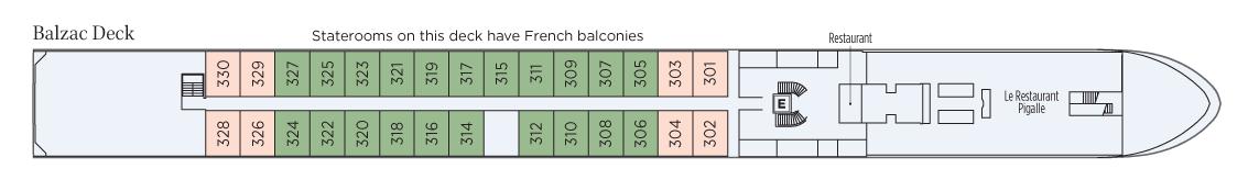 Balzac Deck