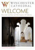 Winchester cathedral worship welcome pack