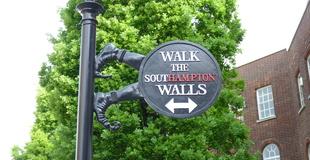 Walk the Walls Sign.JPG