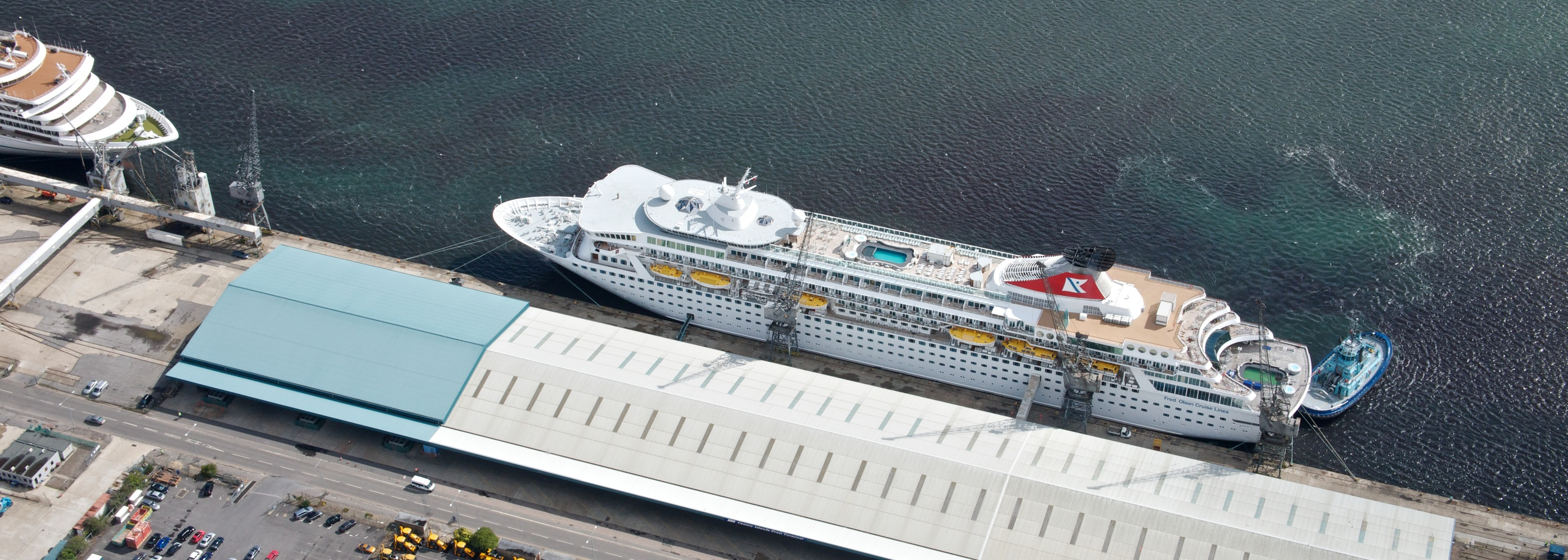 Cruise Ship Terminal Information - Arrival & Departure Lounges