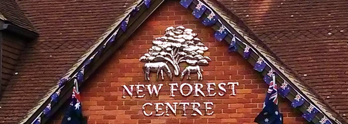 The New Forest Centre Cover.jpg