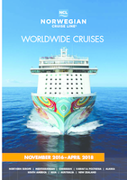 Norwegian Cruise Line Worldwide Cruises November 2016   April 2018