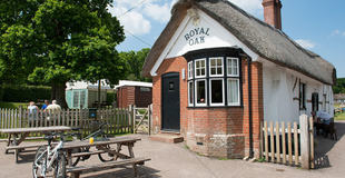 The Royal Oak Fritham Exterior.jpg