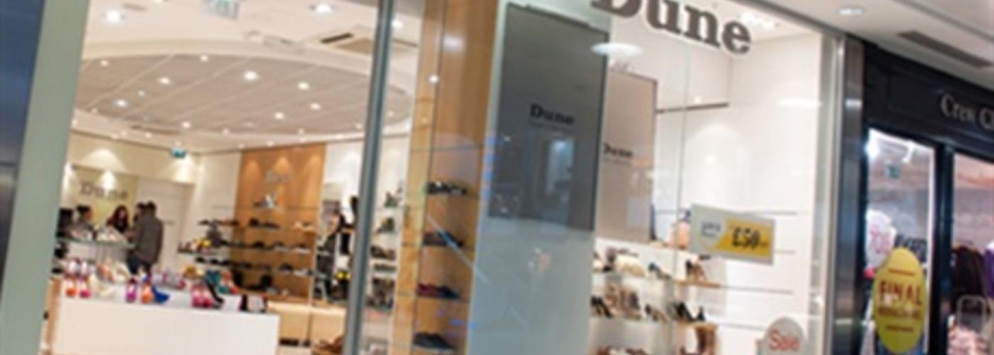 west quay shoe shops
