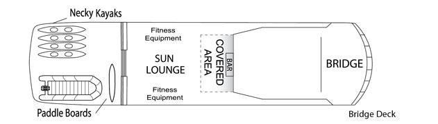 UnCruise Safari Endeavour Deck Plans Bridge Deck.png
