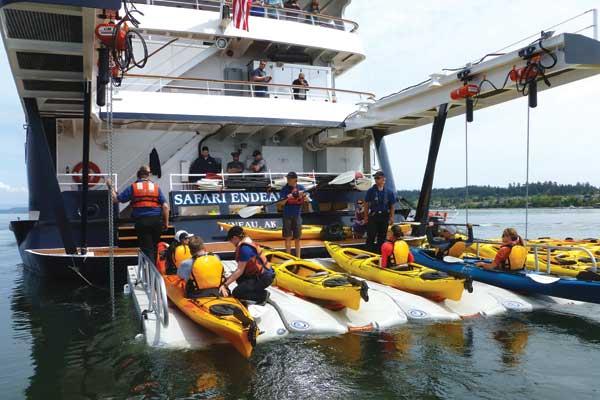 UnCruise Safari Endeavour Kayak Launch.jpg